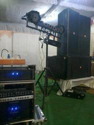 Sound Systems Rental In Delhi
