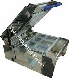 5-Portion Thali - Meal Tray Sealing Machine