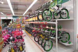 Bicycle Storage Display