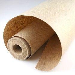 Ribbed Kraft Paper