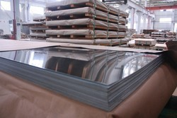 Stainless Steel Mirror PVC Sheet