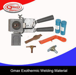gmax exothermic welding material
