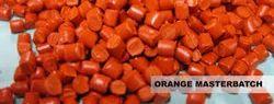 Orange Masterbatch