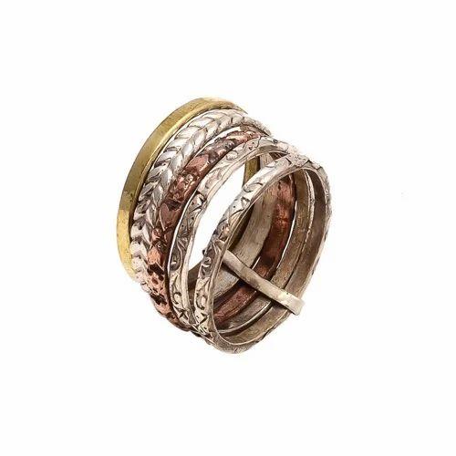 Plain Silver 925 Designer Ring