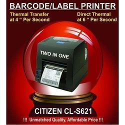 Citizen Direct Thermal and Thermal Transfer Printer