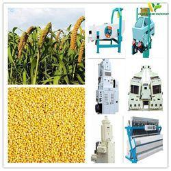Millets Processing Machine