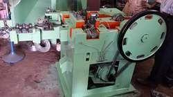 Nail Making Machine