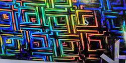 Holographic Polyester Film Metallised