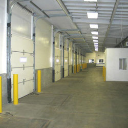 Cold Storage CO2 Damper System