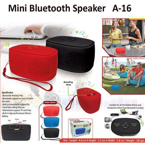 Bluetooth Speaker A 16