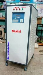 Servo Stabilizer 45KVA Three Phase