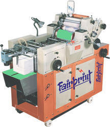 Mini Offset Mini Offset Printing Machine Manufacturer from Faridabad