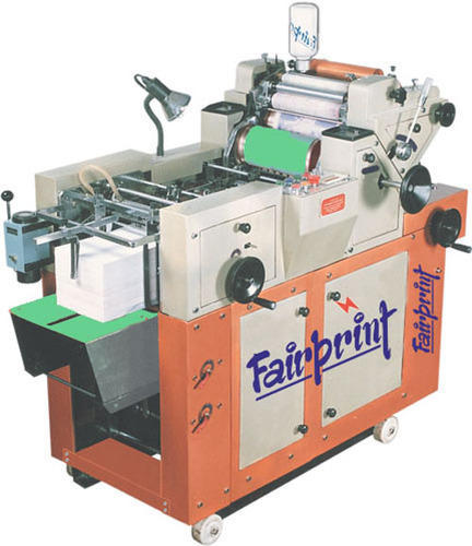 Mini offset mini offset printing machine manufacturer from faridabad reheart Image collections