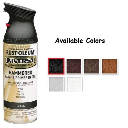 Rust Oleum Universal Spray Paint Colors