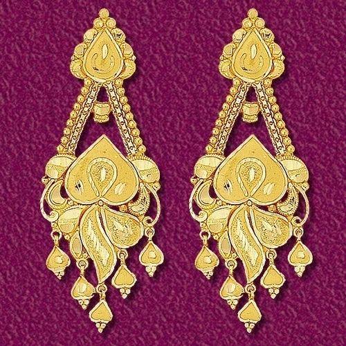 Designer Golden Earring