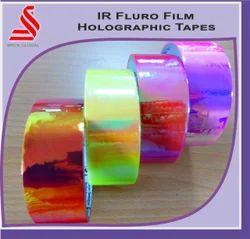Indigo sunrise Coloured Film Tapes