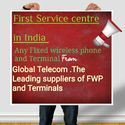 Service Center Of Fixed Wireless Phones And Terminals