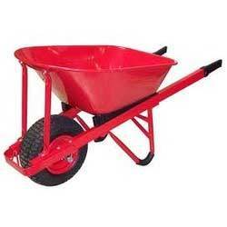 Concrete Transporting Wheel Barrows