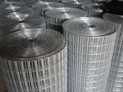 Welded Wire Mesh - Manufacturer from Delhi