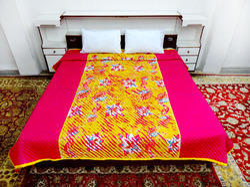 Cut Work Jaipur Razai