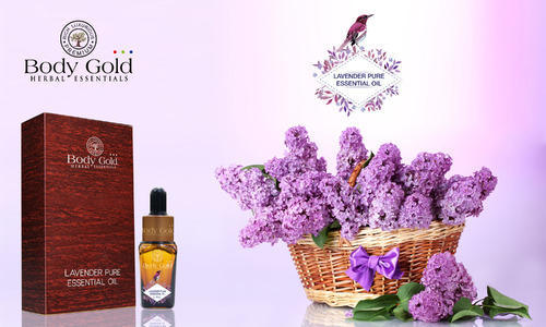 Lavender Essential Oil - Natural & Pure