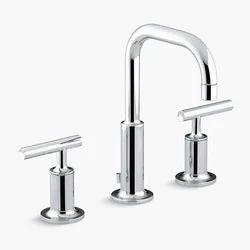 Low Lever Handles Sink Lavatory Faucet
