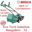 Bosch Arm 37 Electric Lawnmower With 10 Meter Cable