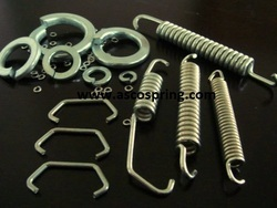 Industrial Metal Coil Springs