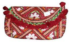 Short Rajasthani Clutches