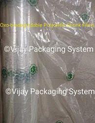 Printed Oxo Biodegradable Polyolefin Shrink Film