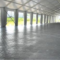 Heavy Duty Flooring for Industries