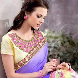 Weaving Ladies Saree