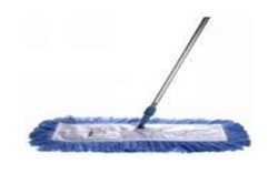 cleaning essentials 36 inch lobby mop steel ie32