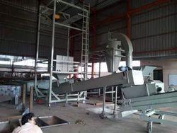 Bulk Material Unloading System
