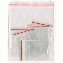 LDPE Clear Plastic Lock Bags