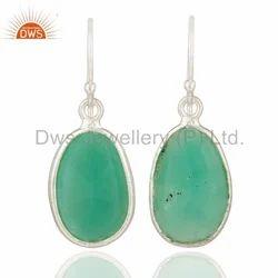 925 Silver Gemstone Earrings