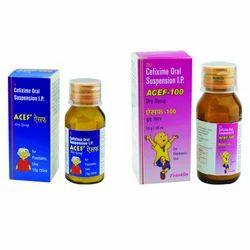 ACEF 50 - ACEF 100 Medicines