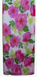 Polyester Floral Printed Pareo