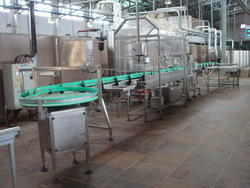 Canning Retort Line