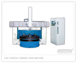 CNC VTL Model JVTC-2.5