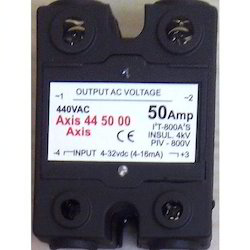 Double Phase SSR 50 Amps