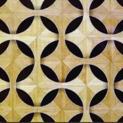 Geometrical Design Marble Tiles
