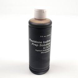 Dr Smarth Povidone Iodine Prep And Scrub Solution