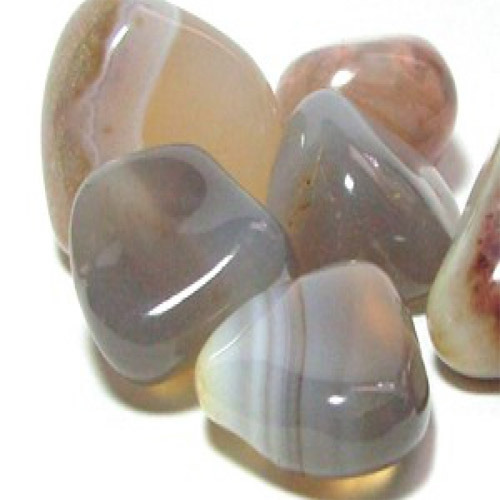 Agate Pebble Stone