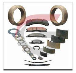 Brake Roll Linings, Segments, Brake Pads