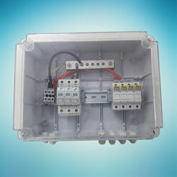 Solar PV Array Junction Box