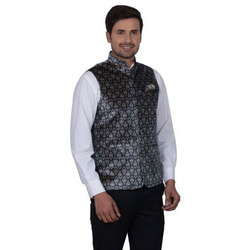 Party Wear Nehru Jacket