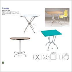 94 Elegent Cafe Tables Twisty / Sigma 04 / Zen