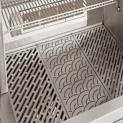 Stainless Steel Grills Ss Grills Suppliers Traders