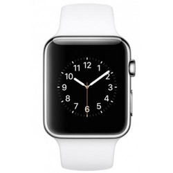 White Silver Smart Watch